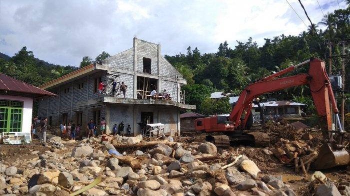 Gereja Berdiri Kokoh Walaupun Diterpa Banjir Bandang