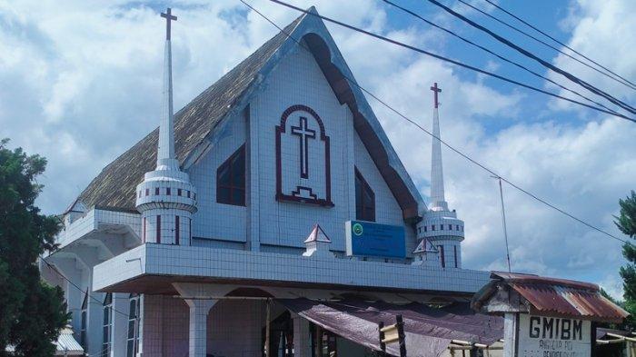 TNI dan Polri Jaga Ibadah Paskah di Gereja GMIBM Musafir Kotabunan Boltim
