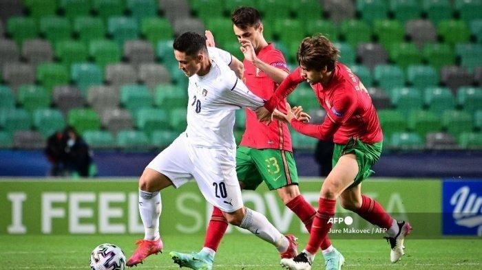 Sosok Giacomo Raspadori, Penyerang Termuda Timnas Italia di Euro 2020, Pilihan Andalan Mancini
