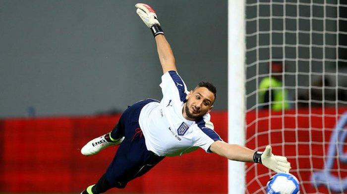 Gianluigi Donnarumma Berpikir Inggris Juara saat Pickford Berhasil Menahan Tendangan Jorginho