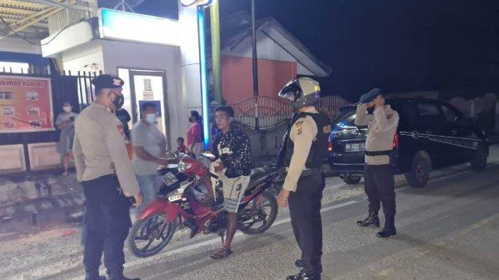 Polsek Beo Tingkatkan Patroli Dalam Rangka Persiapan Jumat Agung