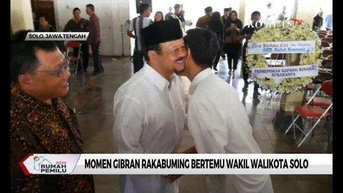 Putra Jokowi, Gibran, Berpeluang Diusung PDIP, Ini Tanggapan Achmad Purnomo dan Relawan Kagege