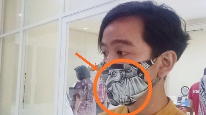 Cerita Putra Jokowi Setiap Beberapa Jam Ganti Masker, Kini Pakai 'Black Death', Ternyata Ini Artinya