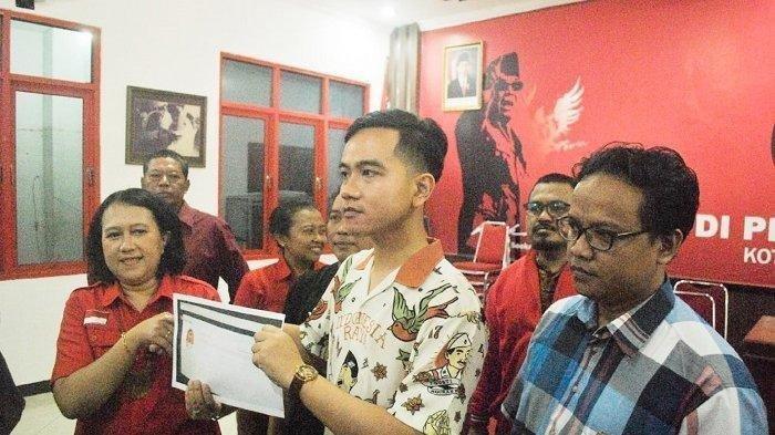 Gibran Maju Pilwako Solo, 3 Nama Ini Disebut Siap Mendampingi, Salah Satu Anak Menteri