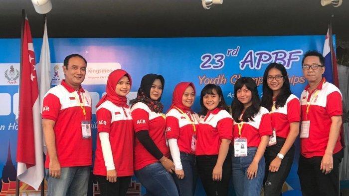 Mampu Ciptakan Ketegangan di Tim Lawan, Girls U26 Indonesia Juara di Bangkok