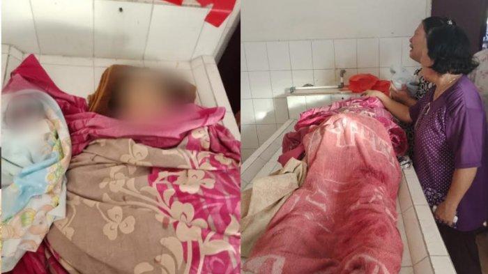 Gladis Leong, Wanita di Minsel Meninggal saat Lahirkan Sendirian Anak Kembar, Ini Penjelasan Polisi