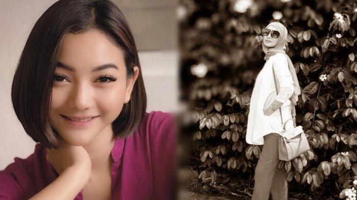 Sosok Indah Syla Ibu Glenca Chysara, Parasnya Jadi Sorotan, Ternyata Model Era 90-an