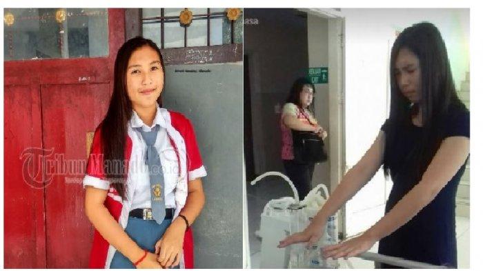 Pengakuan Lengkap Gloria Tesalonika Lomboan, Gadis Pendoa Statusnya Viral Setelah Lion Air Jatuh