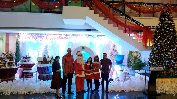 Novotel Manado Makin Cantik Sambut Natal dan Tahun Baru