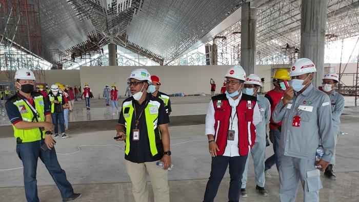 Terkendala Covid-19, Perluasan Bandara Samrat Manado Hampir Tuntas, Bakal Setara Soetta & Hasanuddin