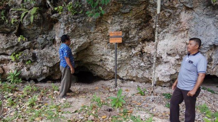 Goa Kamenanga Saksi Sejarah Masyarakat Miangas