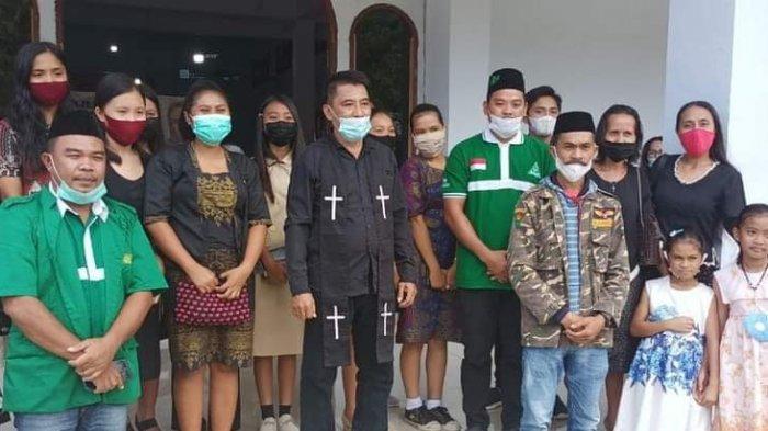 Perayaan Paskah Berjalan Lancar, Bupati Bolsel Ucapkan Terima Kasih ke Polisi, TNI, Hingga GP Ansor