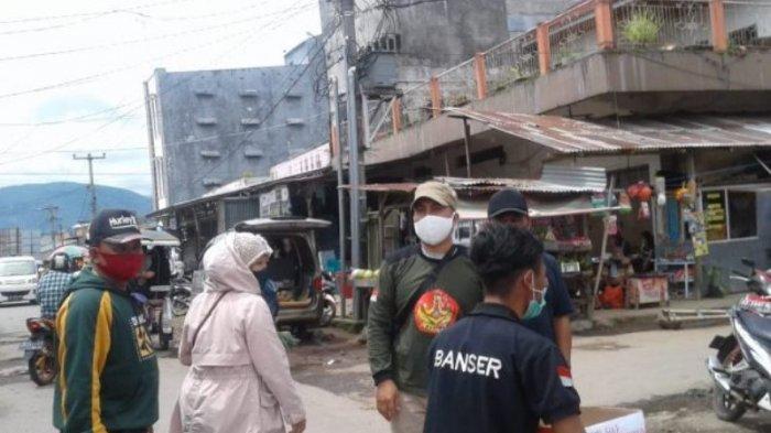 GP Ansor Minahasa Galang Dana Bantu Korban Banjir Manado