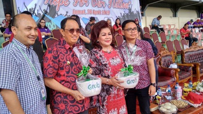 Grab Turut Sukseskan Selebrasi Paskah Pemuda GMIM 2019