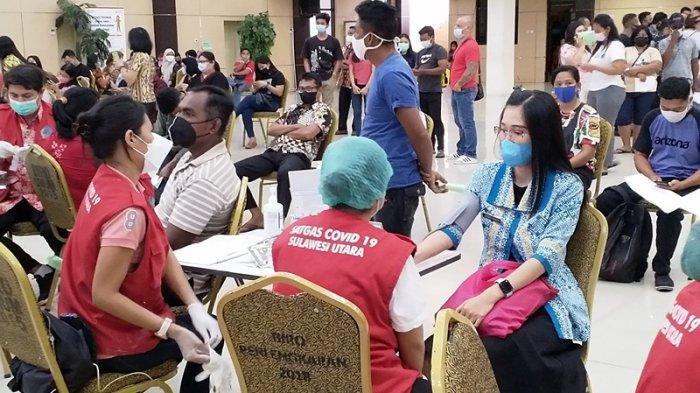 Graha Gubernur Terus Buka Layanan Vaksin Covid-19, Steaven Dandel: Per Hari Rata-rata 300 Vaksin