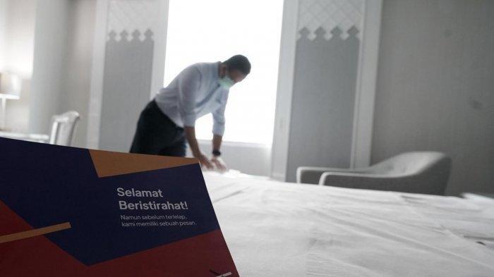 Gubernur DKI Gratiskan Hotel Bintang 4 untuk Tenaga Medis yang Berjuang Perangi Corona