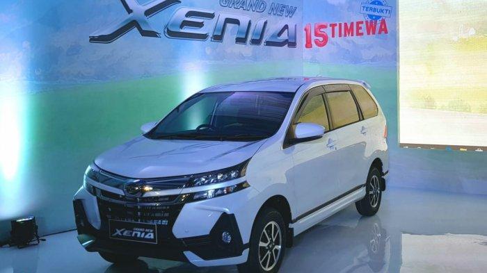 Akhirnya Daihatsu Luncurkan Grand New Xenia yang Kini Bermesin 1.500 cc, Simak Fitur dan Harganya