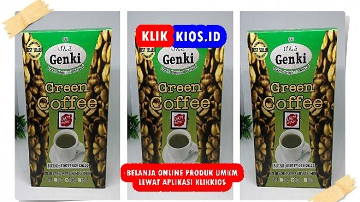 Belanja Yuk! Ada Green Coffee di Kios UMKM Sulut