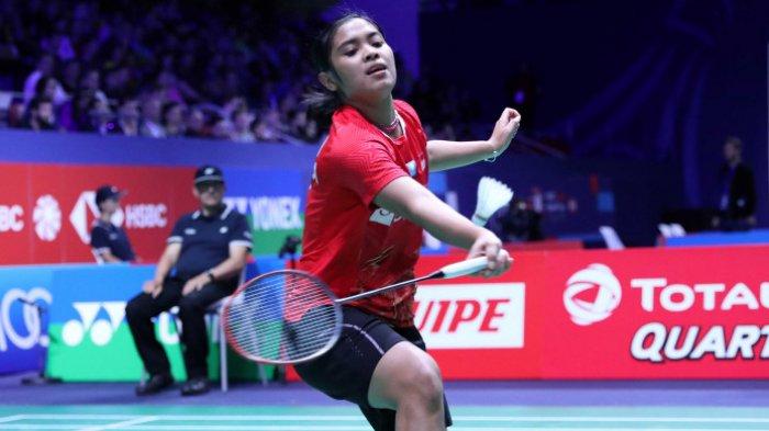 Hasil Bulutangkis Olimpiade Tokyo 2020, Tunggal Putri Indonesia Menang, Gregoria Mariska Juara Grup