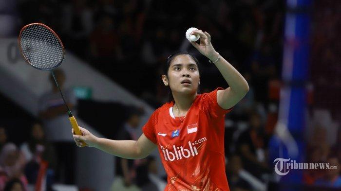 UPDATE SKOR Set I Tunggal Putri Piala Sudirman 2019, Indonesia Kalah atas China Taipei, Skor 16-21