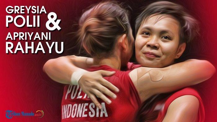 Hasil Thailand Open 2021: Greysia/Apriyani Tumbang Dalam 58 Menit dari Pasangan Korsel