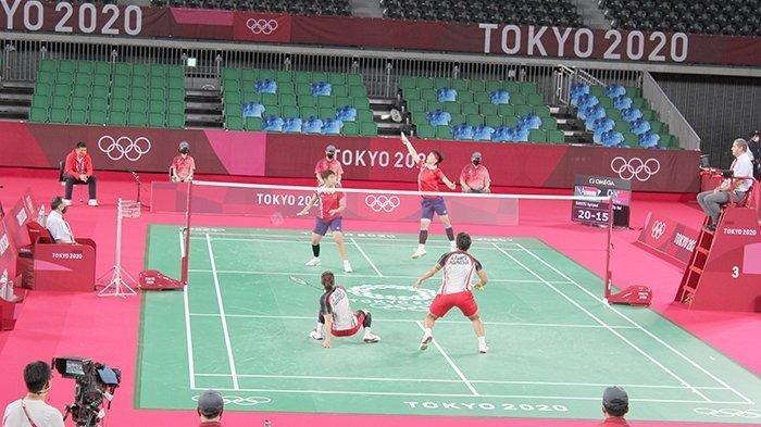 Olimpiade 2021 - Chen/Jia Ungkap Kelebihan Greysia/Apriyani di Laga Final, 2 Wakil China Gagal Emas