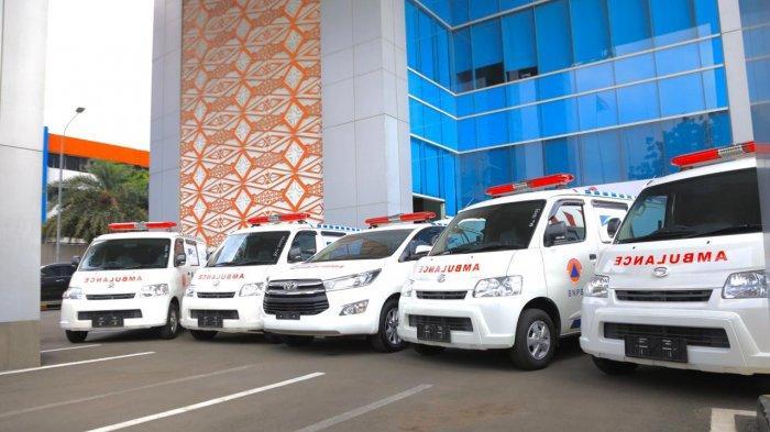 Grup Astra Serahkan Bantuan Ambulans kepada BNPB, Percepat Mobilisasi Pasien Covid-19