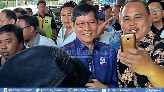 PenjelasanVicky Lumentutsoal Kepindahannya ke Partai Nasdem hingga KasusDana Hibah Banjir