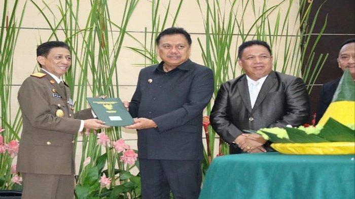 Gubernur Sulut Hadiri Acara Hari Bhakti Adhyaksa ke-59 Tahun 2019