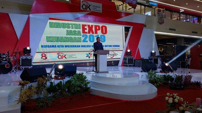 Buka IJK Expo Sulut, Gubernur Olly: Masih Ada yang Simpan Uang di Bawah Bantal
