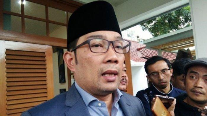 Permohonan Ridwan Kamil pada Masyarakat: Jangan Manfaatkan Kerja di Rumah untuk Pulang Kampung