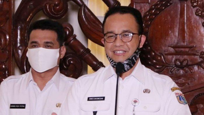 Gubernur Anies Baswedan Izinkan Warga DKI Jakarta Bebas Ke Mana Saja, PPKM Diperpanjang