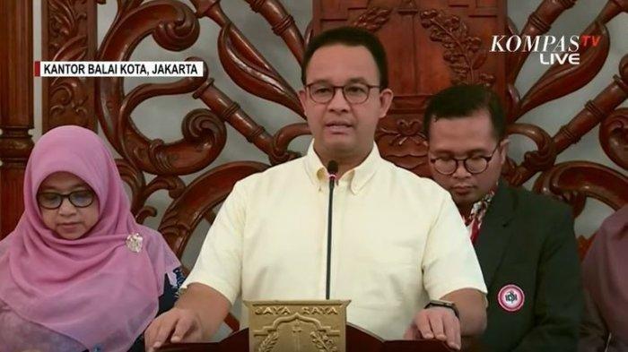 PDIP JakartaHarapAnies Baswedan Tak Lagi Perpanjang PSBB,Pemprov Diminta Tegas