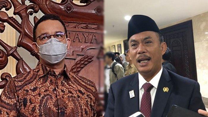 Pilkada DKI Jakarta Diundur, Ketua DPRD Minta Anies Baswedan Tak Giring Opini dan Tuduh Pemerintah