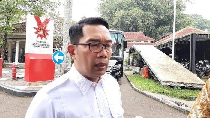 Ridwan Kamil Disuntik Vaksin Covid-19, Ungkapkan Kondisinya Setelah Penyuntikan