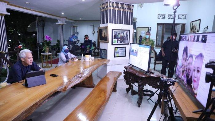 PMI Curhat Soal Pungli Hingga Birokrasi ke Ganjar Pranowo
