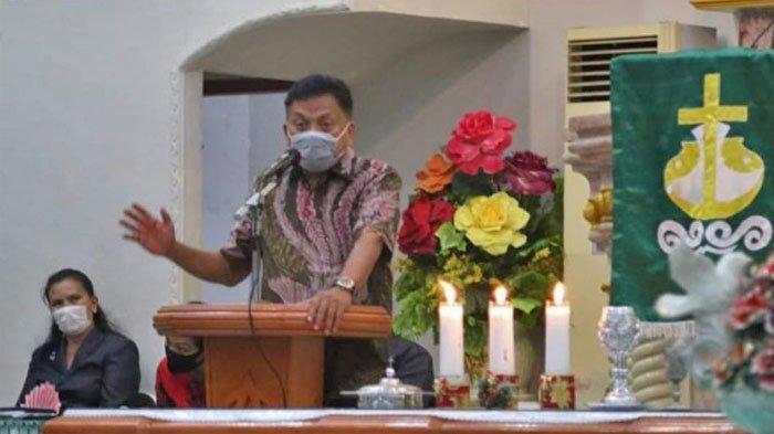 Gubernur Olly Dondokambey Minta Masyarakat Berdoa, Vaksin Covid 19 Tersedia Januari 2021