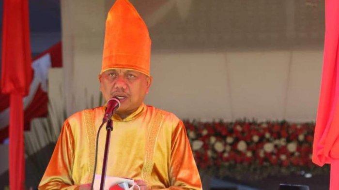 Ramai Penolakan PT TMS Keruk Emas di Pulau Sangihe, Begini Respons Gubernur Olly Dondokambey