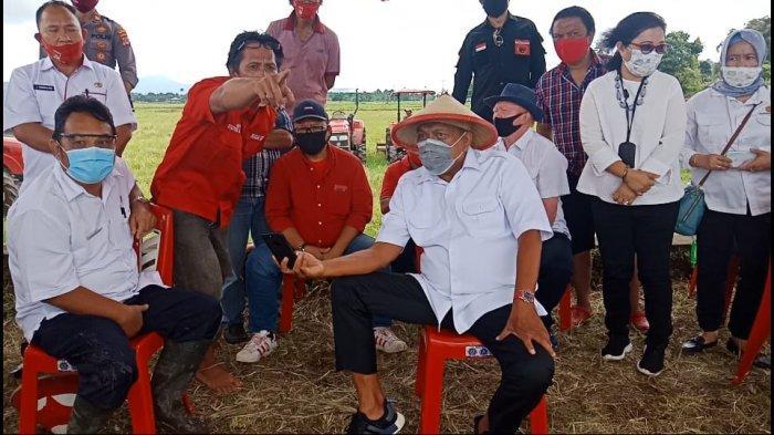 Gubernur Olly Dondokambey Gaungkan Gerakan Mari Jo Bakobong