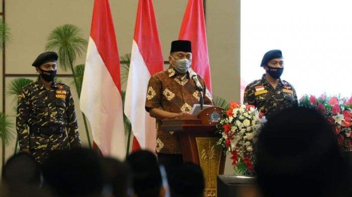 Gubernur Olly Dondokambey Sambut Peserta Konferensi Besar XXIII GP Anshor