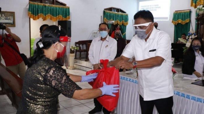 Gubernur Siapkan Program Padat Karya Rp 26 Miliar, Bantu Warga Terdampak Covid-19