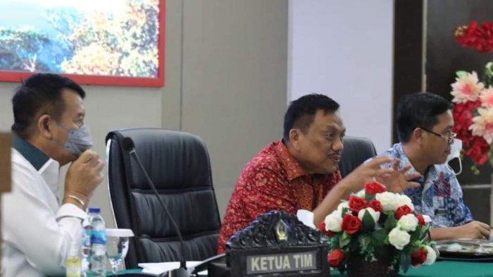 Gubernur Olly Dukung Pengesahan RUU Lindas Kontinen