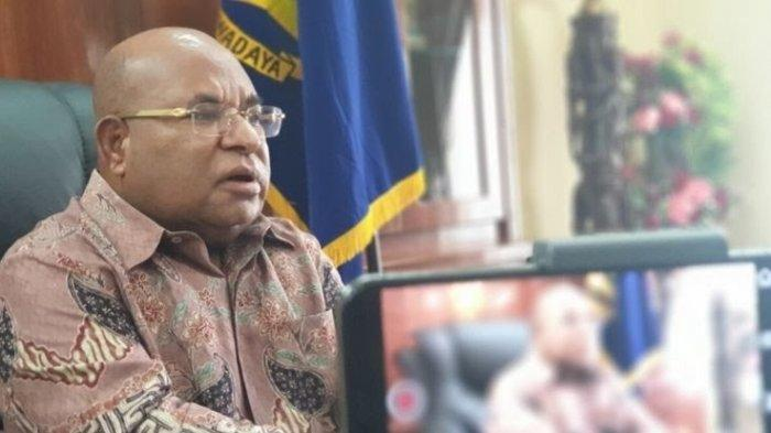 Gubernur Lukas Enembe Tutup Trasnportasi Keluar-Masuk Jalur Udara dan Laut di Papua, Cegah Covid-19