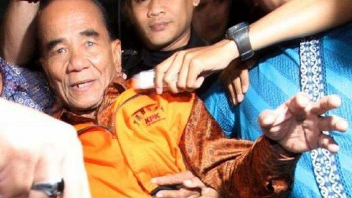 Alasan JokowiBeri GrasikeKoruptor Annas Maamun, Ada Pertimbangan Menkopolhukam Mahfud MD