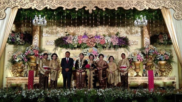 Putri Kapolda Sulawesi Utara Laksanakan Pesta Pernikahan, Gubernur Olly Turut Hadir di Yogyakarta