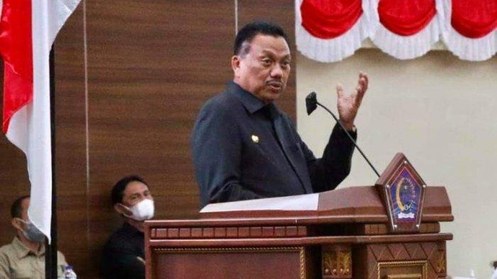 Olly Dondokambey Ucapkan Terima Kasih ke Legislator, DPRD Sulut Sodorkan Aspirasi