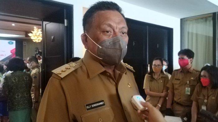 Gubernur Sulawesi Utara, Olly Dondokambey