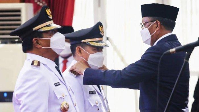 Profil Nurdin Abdullah, Bupati Pertama Bergelar Profesor, Pernah Raih Bintang Jasa Utama dari Jokowi