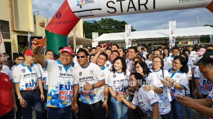 Gubernur Olly Dondokambey Apresiasi BPR di Sulut, Mampu Dorong Sektor Ekonomi Mikro