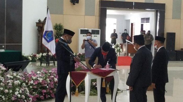 Gubernur Sulut Olly Dondokambey Kukuhkan Beligan Sembiring Kepala BPKP Sulut